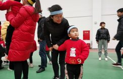幼儿园亲子运动会